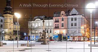 Ostrava evening